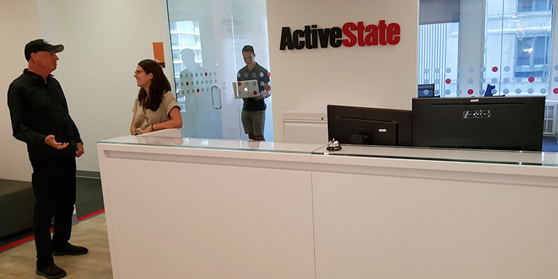 Careers at ActiveState - Office in Vancouver